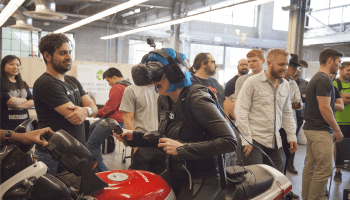 GeekWire Calendar Picks: Seattle's giant VR Hackathon; an anime extravaganza; and more