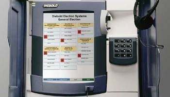 Microsoft's Windows CE powers some U.S. touch-screen voting systems, causing concern among security experts