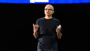 Satya Nadella offloads $36M in Microsoft stock in biggest sale in his tenure as CEO