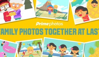 Amazon rolls out unlimited photo storage for Prime members and their families