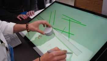 Hands-on: Microsoft's Surface Studio and Dial could change the game for creative types