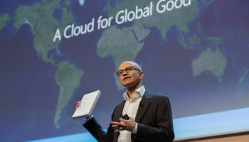 Microsoft unveils 217-page book in bid to influence global cloud policy