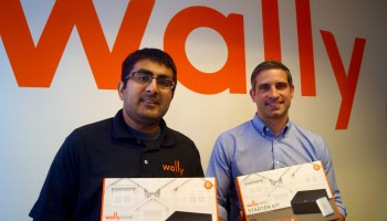 The startup side of Sears: Retail giant's WallyHome sensor company grows rapidly after acquisition