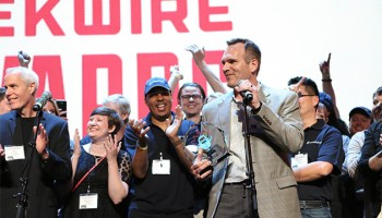 GeekWire podcast special: Behind the curtain of the GeekWire Awards