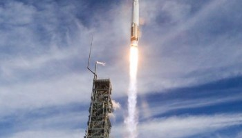 Atlas 5 launch for Worldview-4