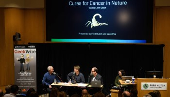 Fighting cancer with scorpion venom: GeekWire Radio with Dr. Jim Olson of Fred Hutch