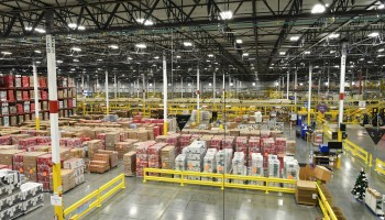 Amazon opening 1st distribution center in Eastern Washington, 4th overall in home state