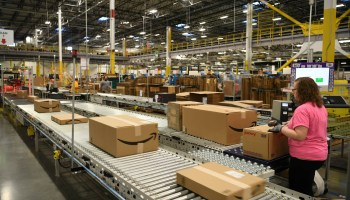 Amazon reportedly experimenting with temporary warehouse space to speed up holiday deliveries