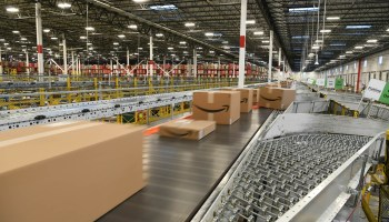 Amazon says it's on pace for its 'best Cyber Monday in history'