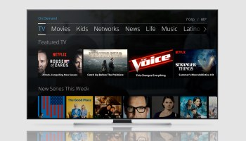 Comcast adding Netflix to X1 set-top boxes nationwide starting next week