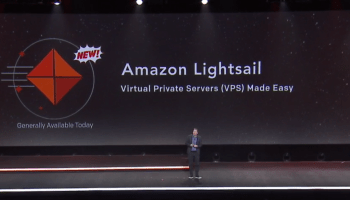 Amazon launches Amazon Lightsail with low-cost $5 virtual private servers