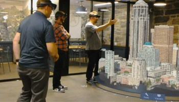 Microsoft HoloLens gets 3D maps through Taqtile's new 'HoloMaps' technology