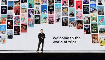Could Airbnb take on Expedia? New 'Trips' tool goes far beyond home-sharing, signaling big ambitions