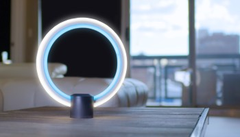 'Alexa, get that lampshade off your head': $200 Alexa-powered GE table lamp coming this fall