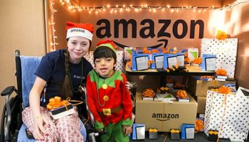 Amazon toots its charitable horn for the holidays with gifts to nonprofits