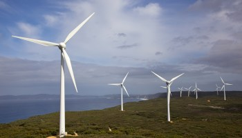 Google to achieve 100% renewable power next year, relying mostly on the wind