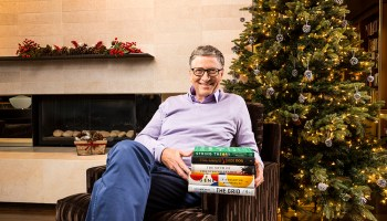 Bill Gates reveals the 5 best books he read in 2016