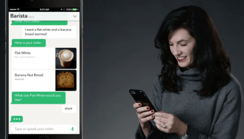 Coffee from a chatbot: Starbucks unveils 'My Starbucks Barista' AI technology for mobile orders