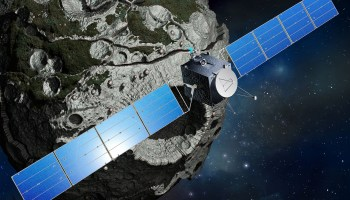 Asteroid fans get psyched up over NASA's new Psyche and Lucy space missions