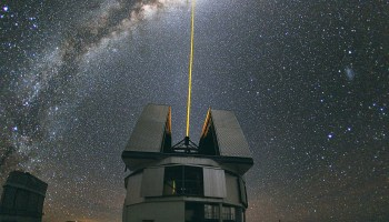 Very Large Telescope joins Breakthrough search for Alpha Centauri's planets