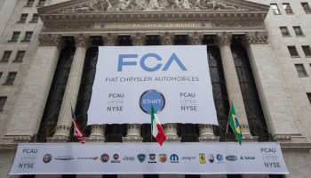 Fiat Chrysler set to unveil all-electric car at CES this week