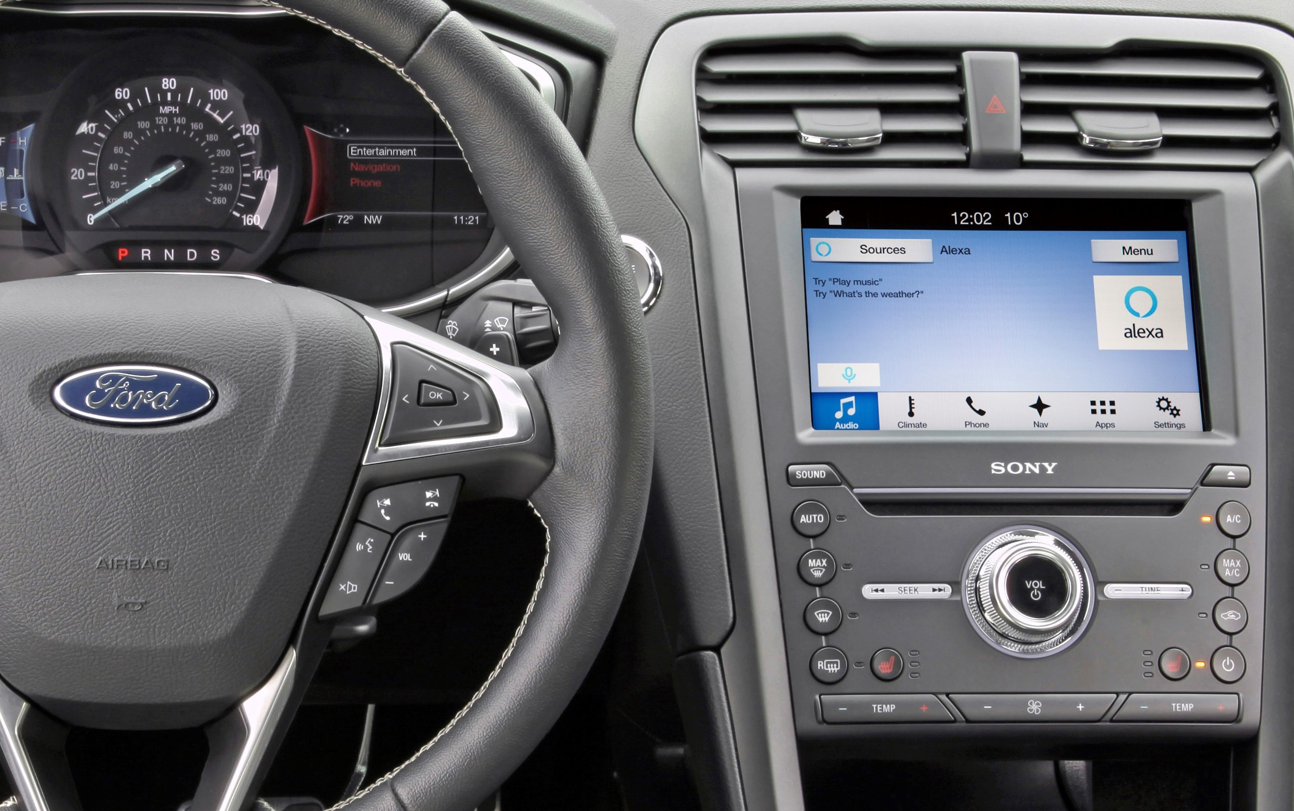 Ford is turning its cars into Amazon Alexa devices starting this month & Ford meets Amazon: Automaker to integrate Echo and Alexa with SYNC ... markmcfarlin.com