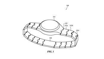 What's next for the Apple Watch? New patent suggests band could be electronic, customizable