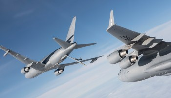 Pentagon awards $2.1 billion contract to Boeing for more KC-46 tanker aircraft