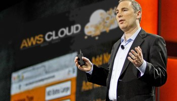 Amazon Web Services CEO Andy Jassy says this is the cloud giant's top priority — by far