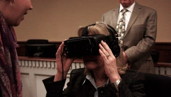 New political reality? Why these lawmakers donned VR headsets in a committee hearing
