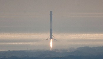Falcon 9 descent