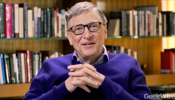 Bill Gates says he's switched to an Android smartphone, 'with a lot of Microsoft software'
