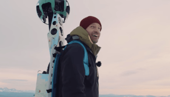 'Game of Thrones' star wanders Greenland to capture spectacular Google Street View images