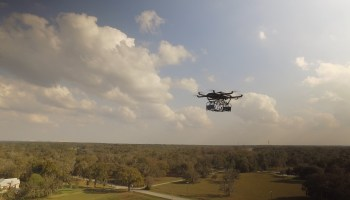 UPS testing drones that launch from trucks to shave delivery times in rural areas