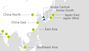 Microsoft rolls out Azure at new Korean data centers, continuing global expansion