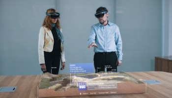 HoloLens and engineering: How this earth sciences firm is using mixed reality to create 3D maps