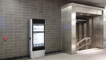 WiFi-enabled smart kiosks with touch screens could be coming to Portland, mayor says