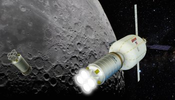 Why choose to go to the moon? Trump changes commercial space calculations