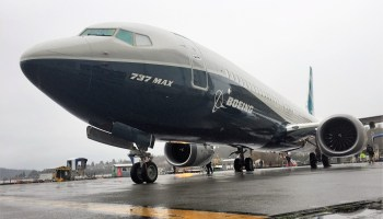 Nine is fine: Boeing 737 MAX 9 jet's rollout brightens up a gloomy day at Renton plant