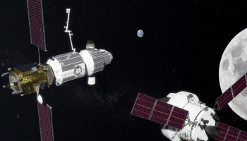 NASA Deep Space Gateway