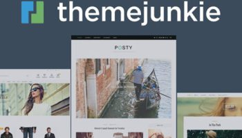 Theme Junkie WordPress Themes