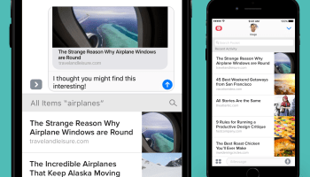 Read-it-later app Pocket adds iMessage integration, making it easier to share content