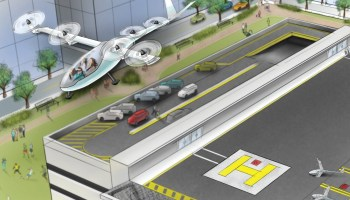 Uber unveils its flying-car team and aims for a 2020 liftoff in Dallas and Dubai