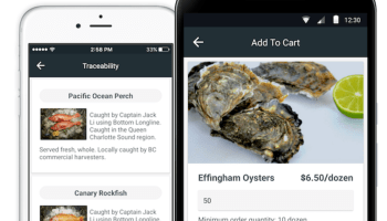 Startup Spotlight: Coastline's digital marketplace connects fishermen with seafood joints