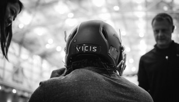 Vicis ranks first in 'extensive' NFL helmet test that assesses head impact severity