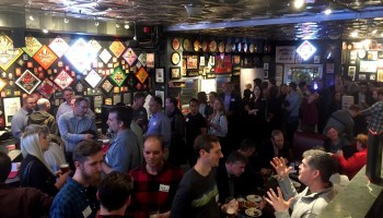 Thirsty Thursday with GeekWire: Photos from our hoppin' happy hour at Pike Brewing