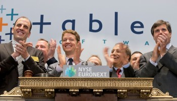 Tableau shares continue to sink as Wall Street analysts turn negative