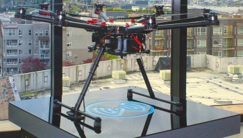 UW spinout WiBotic lands $2.5M to build technology that charges drones and robots wirelessly
