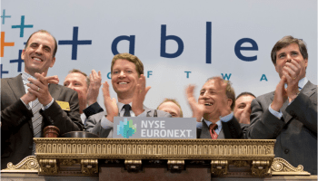 Tableau Software reportedly explored sale