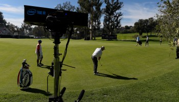 Intel and PGA Tour to offer virtual reality stream at Players Championship; Twitter will air 360-degree video